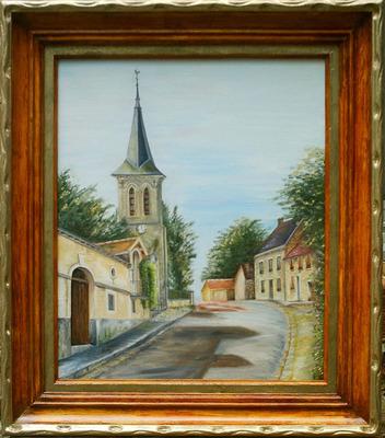 église Rubelles journée_des_peintres