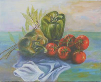 peinture inachevée 2