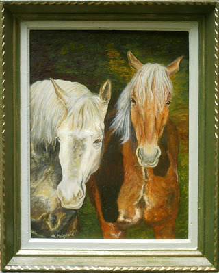 chevaux_de_trait percheron comtois