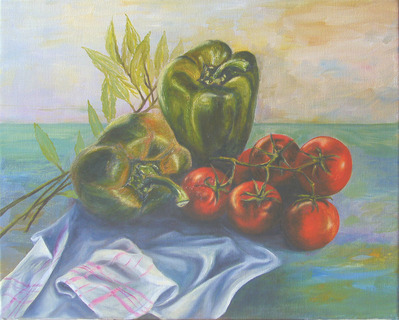 peinture inachevée 3